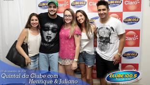 Foto Quintal da Clube com Guilherme & Santiago 336