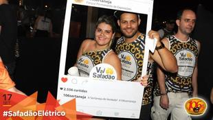 Foto Fotos da galera no #SafadãoElétrico 544