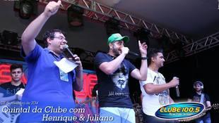 Foto Quintal da Clube com Guilherme & Santiago 338