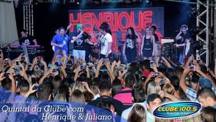 Foto Henrique & Juliano no #QuintalDaClube 112