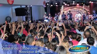 Foto Henrique & Juliano no #QuintalDaClube 113