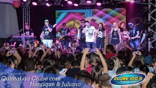 Foto Quintal da Clube com Guilherme & Santiago 343