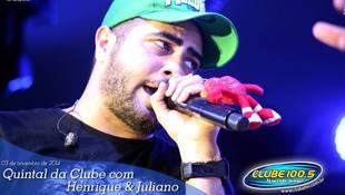 Foto Henrique & Juliano no #QuintalDaClube 119