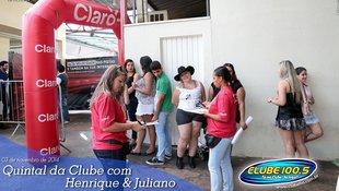 Foto Henrique & Juliano no #QuintalDaClube 120