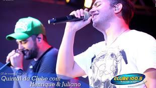 Foto Quintal da Clube com Guilherme & Santiago 349