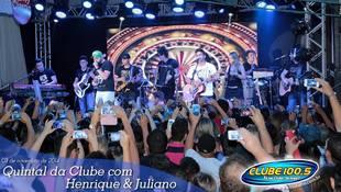 Foto Henrique & Juliano no #QuintalDaClube 125