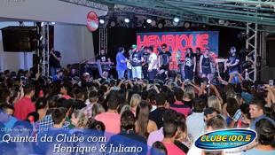 Foto Quintal da Clube com Guilherme & Santiago 359