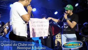 Foto Quintal da Clube com Guilherme & Santiago 361