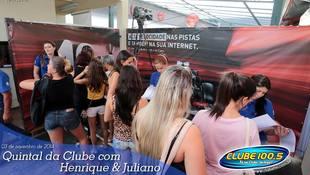 Foto Henrique & Juliano no #QuintalDaClube 137