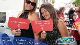 Foto Quintal da Clube com Guilherme & Santiago 367