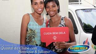 Foto Henrique & Juliano no #QuintalDaClube 140
