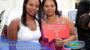 Foto Henrique & Juliano no #QuintalDaClube 145