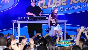 Foto Quintal da Clube com Anitta 14