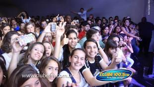 Foto Quintal da Clube com Anitta 49