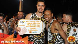 Foto Fotos da galera no #SafadãoElétrico 555
