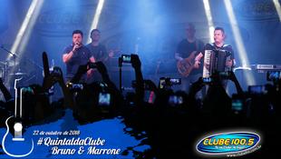 Foto Quintal da Clube com Bruno & Marrone 25