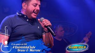 Foto Quintal da Clube com Bruno & Marrone 37