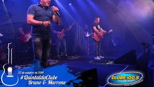 Foto Quintal da Clube com Bruno & Marrone 40