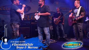 Foto Quintal da Clube com Bruno & Marrone 59