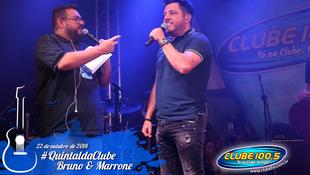 Foto Quintal da Clube com Bruno & Marrone 69