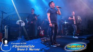 Foto Quintal da Clube com Bruno & Marrone 75