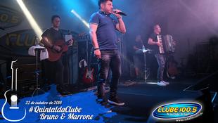 Foto Quintal da Clube com Bruno & Marrone 77