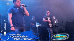 Foto Quintal da Clube com Bruno & Marrone 78
