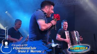 Foto Quintal da Clube com Bruno & Marrone 80