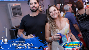 Foto Quintal da Clube com Bruno & Marrone 90