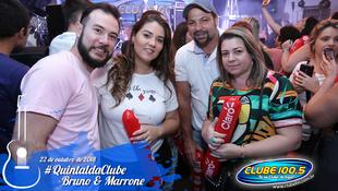 Foto Quintal da Clube com Bruno & Marrone 92