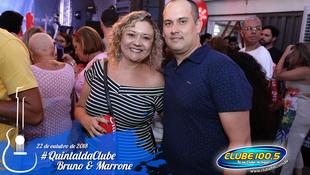 Foto Quintal da Clube com Bruno & Marrone 93