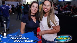 Foto Quintal da Clube com Bruno & Marrone 95