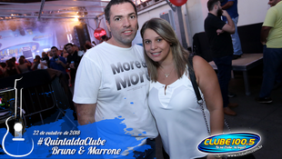 Foto Quintal da Clube com Bruno & Marrone 101