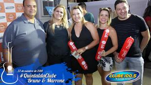Foto Quintal da Clube com Bruno & Marrone 111