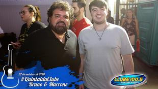 Foto Quintal da Clube com Bruno & Marrone 113