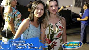 Foto Quintal da Clube com Bruno & Marrone 114