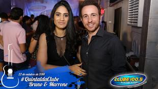 Foto Quintal da Clube com Bruno & Marrone 123