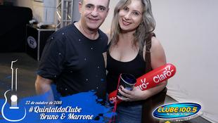 Foto Quintal da Clube com Bruno & Marrone 127