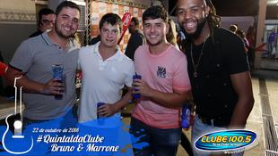Foto Quintal da Clube com Bruno & Marrone 130