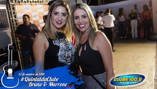 Foto Quintal da Clube com Bruno & Marrone 135
