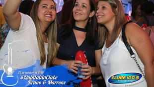 Foto Quintal da Clube com Bruno & Marrone 142