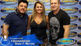 Foto Quintal da Clube com Bruno & Marrone 155