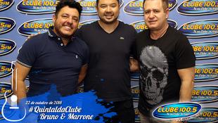 Foto Quintal da Clube com Bruno & Marrone 158