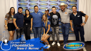 Foto Quintal da Clube com Bruno & Marrone 161