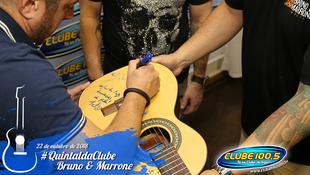 Foto Quintal da Clube com Bruno & Marrone 164