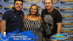Foto Quintal da Clube com Bruno & Marrone 173