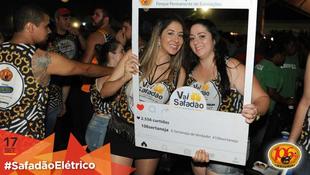 Foto Fotos da galera no #SafadãoElétrico 568