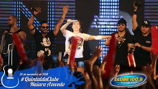 Foto Quintal da Clube com Naiara Azevedo 4
