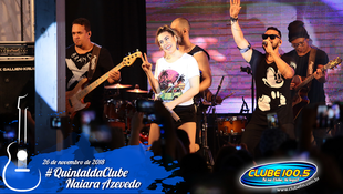 Foto Quintal da Clube com Naiara Azevedo 7
