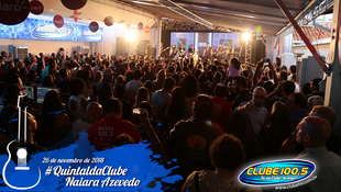 Foto Quintal da Clube com Naiara Azevedo 10